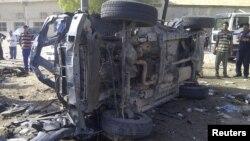 Bagdad, 13 qershor 2012.