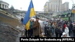 Украина. Майдан. 9-февраль 2014-жыл.
