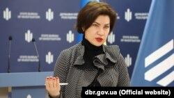 Ірина Венедіктова зазначила, що закон про прокуратуру забороняє їй публічно сумніватися в правосудності рішення суду