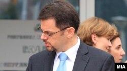 Министерот за финансии Зоран Ставрески.