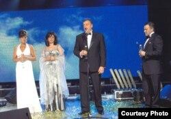 Azərbaycan prezidenti İlham Əliyevin qızı Leyla Əliyevanın toyu, Gülüstan Sarayı, 30 oktyabr 2006