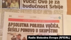 Naslovi iz crnogorske štampe