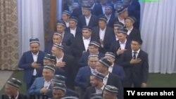 В этом году президент Шавкат Мирзияев впервые в истории независимого Узбекистана пригласил имамов на ифтар.