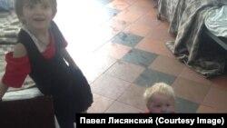В больнице города Дебальцево вместо больных – семьи с детьми, потерявшие крышу над головой