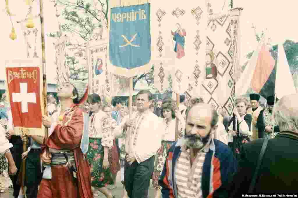 На світлині представники Чернігівщини