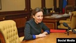 Уполномоченный по правам ребенка при президенте РФ Анна Кузнецова. Архивное фото