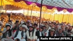 د بلوچستان په لورالايي کې د شوې جرګې ګډونوال