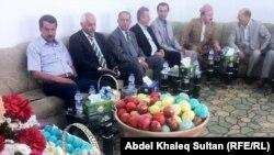 أيزيديون يحتفلون براس السنة الأيزيدية