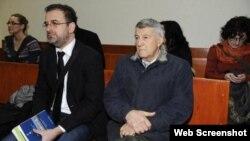 Jovan Berić u sudnici. Foto: Nikša Stipaničev/CROPIX, Slobodna Dalmacija