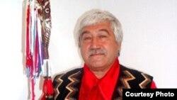 Белгилүү хакас этнографы, профессор Астайбек (Виктор) Бутанаев.