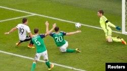 Ş.İrlandiya-Almaniya oyunu