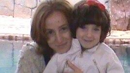 Marina Bulicanu, o fotografie de familie