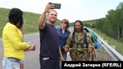 Çita, Şaman, Aleksandr Gabışev