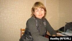 Әлфия Гайсина