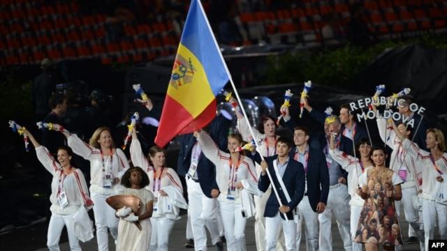 Echipa R. Moldova la Jocurile Olimpice de la Londra