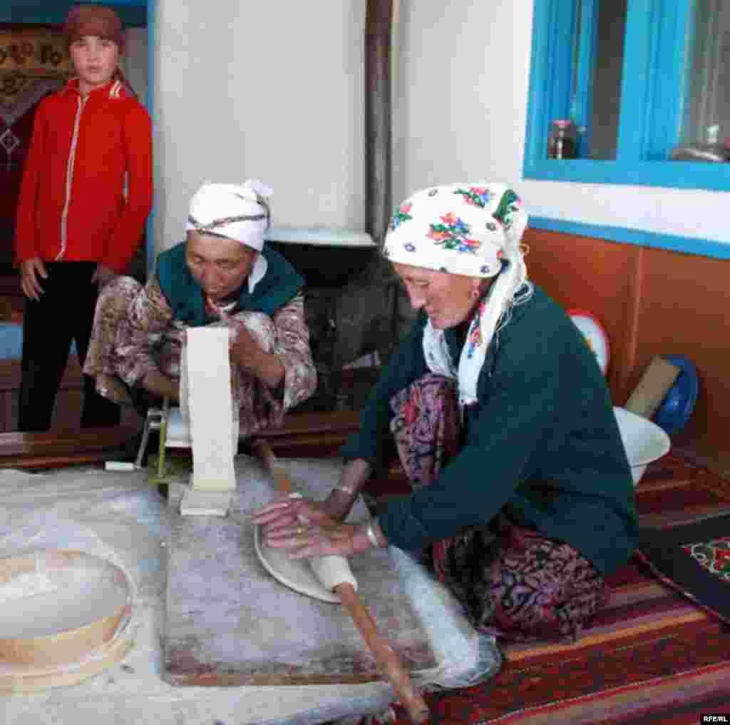 Восточный Памир: у озера Рангкуль... #21