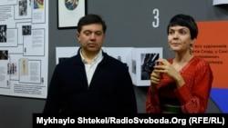 Євгеній Деменок і Катя Тейлор