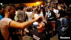 Detalja sa Sabora trubača u Guči, ilustrativna fotografija