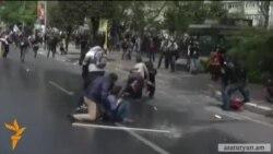 Անկարգություններ Ստամբուլում. 136 մարդ բերման է ենթարկվել