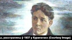 Тодар Кляшторны, расстраляны ў 1937 у Курапатах. Віктар Маркавец