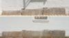 Надгробные плиты в основании Успенской церкви - до и после инцидента