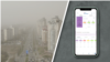 «Гірше, ніж у Пекіні»: мобільні застосунки про київське повітря