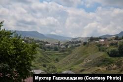 Село Акуша