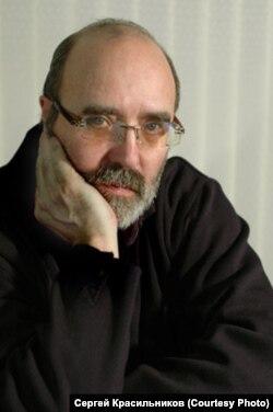 Сергей Красильников, профессор НГУ. Новосибирск