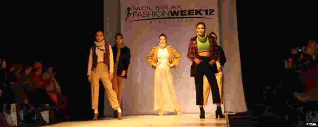 Осенняя Неделя моды-2012 #15