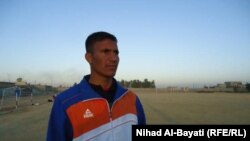 راعي الغنم الرياضي سعد حسن