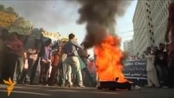 Демонстрации в Пакистане