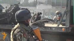 06.10.2015 Напади во Кабул, протест во Пешавар