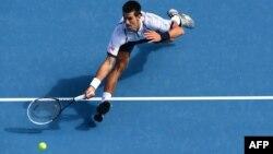 Tenisti serb, Novak Gjokoviq.