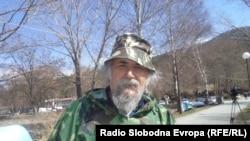 Радован Димитриевски , Спортско риболовниот клуб Свети Апостол Петар, Охрид.