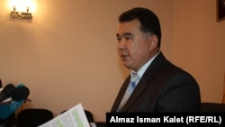 Туйгунаалы Абдраимов БШКны 2011-жылдан тарта жетектейт.