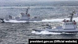 Корабли ВМСУ. Иллюстрационное фото