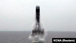 «Пуккыксон-3» ракетасынын сыноосу. 2-октябрь, 2019-жыл.