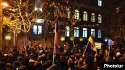 «Նոր Հայաստան»-ի երթը Երևանում, 4-ը դեկտեմբերի, 2015թ․
