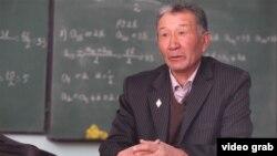 Математика мугалими Кеңешбек Шоруков