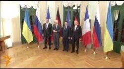 Договорено повлекување на тешкото оружје од Украина