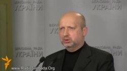 Турчинов: це неприкрита військова агресія Росії