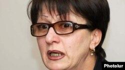 Председатель Социал-демократической партии «Гнчакян» Людмила Саргсян