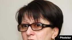 ՍԴՀԿ նախագահ Լյուդմիլա Սարգսյան