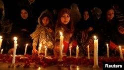 Դեկտեմբերի 16-ի ահաբեկչության զոհերի հիշատակի արարողություն Պակիստանում, 19-ը դեկտեմբերի, 2014թ․