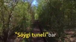 """""""Söýgi tunelinde"""" bahar pasly"""