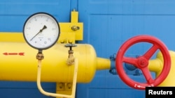 Ukraine's state gas company says it has stopped imports from Russia, as unseasonably warm weather has reduced consumption and it can rely on gas supplies stored in its underground reservoirs.