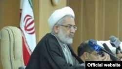 محمدجعفر منتظری، رئیس دیوان عدالت اداری