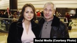 Лада Ряснова и убитый бизнесмен Николай Мартынов