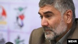 Head of Basij sport,Davoud Azarnoush