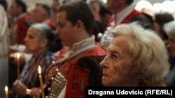 Sećanje na žrtve 'Oluje' u Beogradu, arhiv